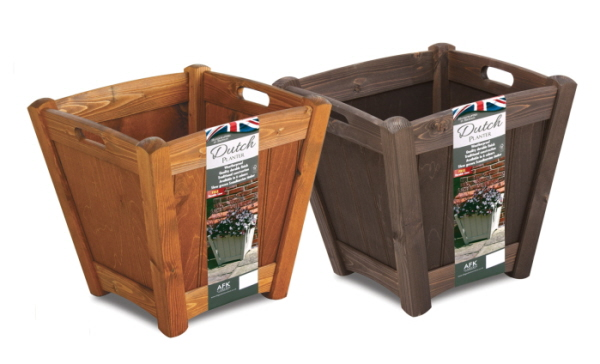 dutch planters stained