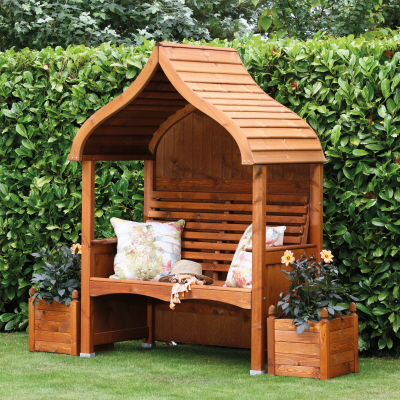 orchard arbour beech stained