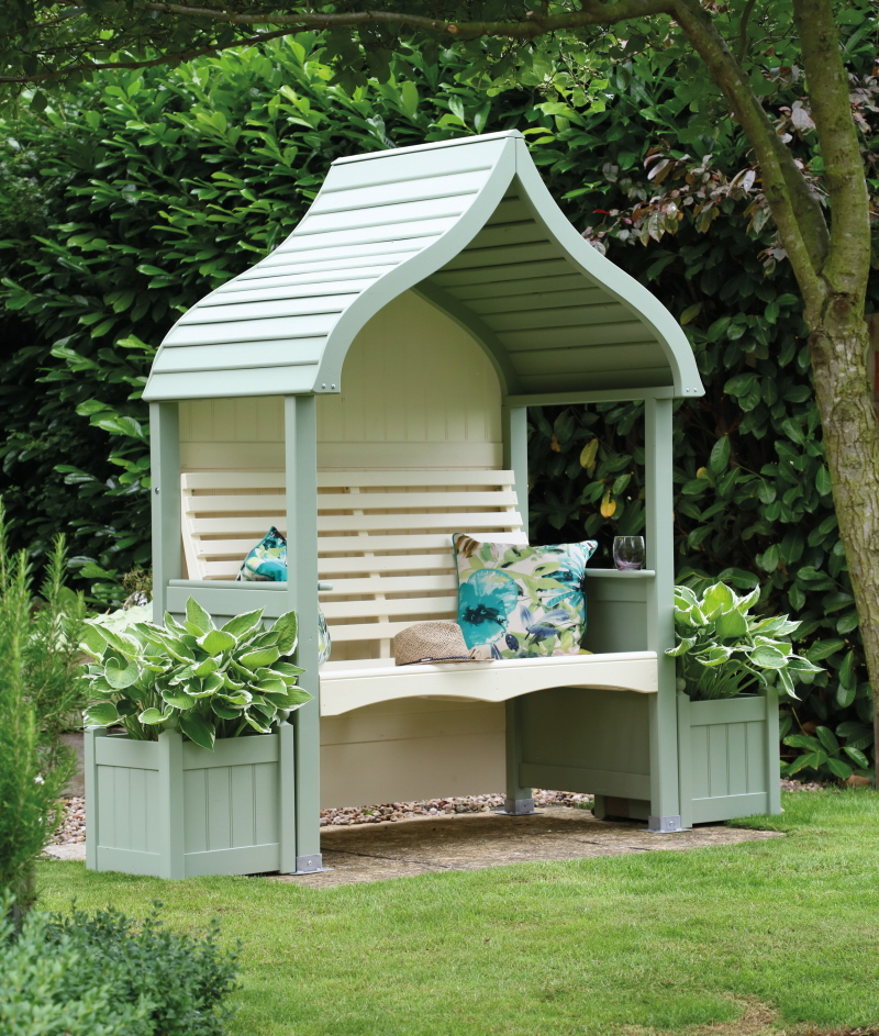 Orchard Arbour Heritage Sage Amp Cream Painted Afk Marketing