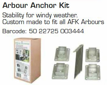 afk arbour anchor kit